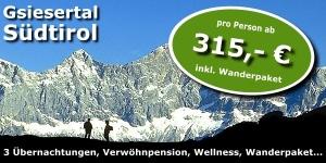 Wellnesshotel Südtirol bei Hotel Tirol